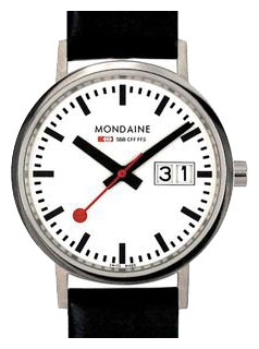 Wrist watch Mondain A669.30008.11SBO for Men - picture, photo, image