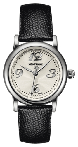 Wrist watch Montblanc MB101264 for women - picture, photo, image