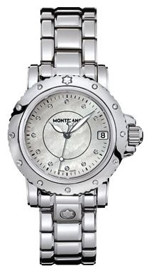 Wrist watch Montblanc MB102362 for women - picture, photo, image