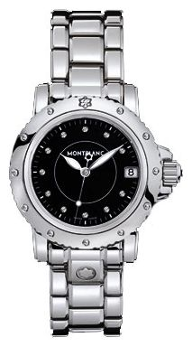 Wrist watch Montblanc MB102363 for women - picture, photo, image