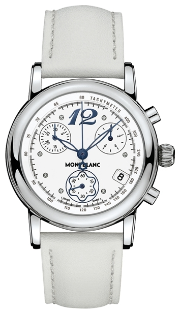 Wrist watch Montblanc MB104719 for women - picture, photo, image