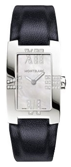 Wrist watch Montblanc MB106490 for women - picture, photo, image