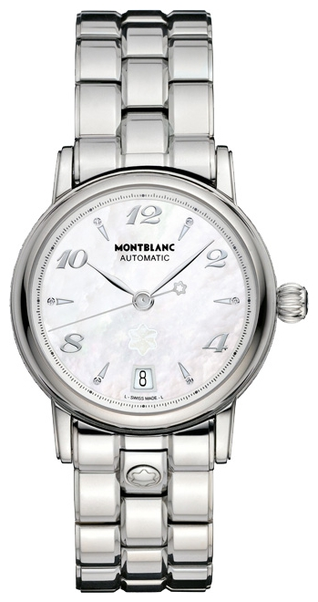 Wrist watch Montblanc MB107117 for women - picture, photo, image