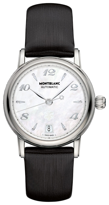 Wrist watch Montblanc MB107118 for women - picture, photo, image