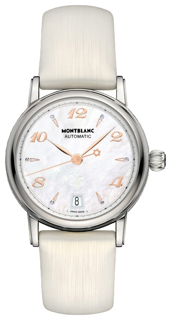 Wrist watch Montblanc MB107119 for women - picture, photo, image