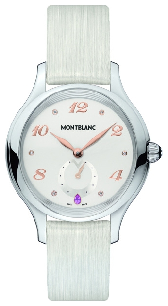 Wrist watch Montblanc MB107334 for women - picture, photo, image