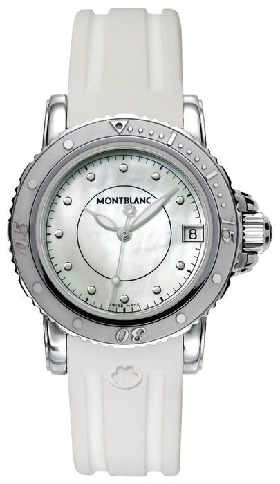 Wrist watch Montblanc MB35278 for women - picture, photo, image