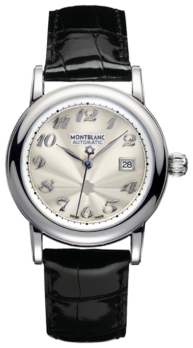 Wrist unisex watch Montblanc MB38026 - picture, photo, image