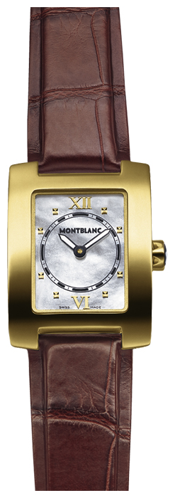 Wrist watch Montblanc MB8557 for women - picture, photo, image
