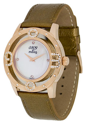 Wrist watch Moog M44762-004 for women - picture, photo, image