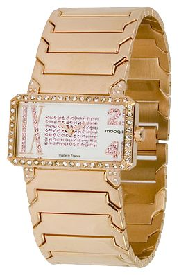 Wrist watch Moog M44874-006 for women - picture, photo, image