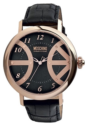Wrist unisex watch Moschino MW0240 - picture, photo, image