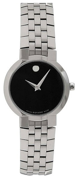 Wrist watch Movado 605041 for women - picture, photo, image