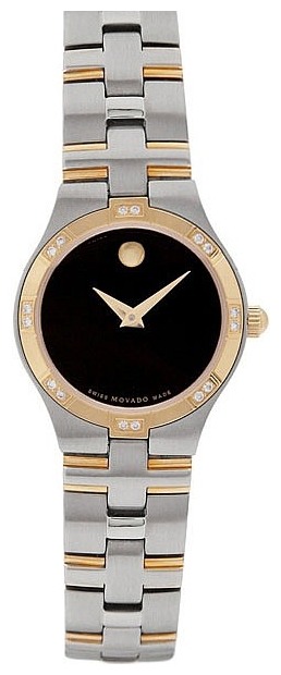 Wrist watch Movado 605046 for women - picture, photo, image