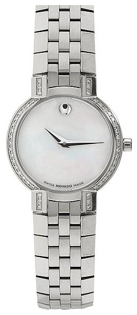 Wrist watch Movado 605146 for women - picture, photo, image