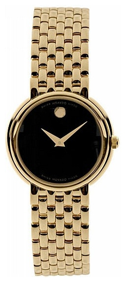 Wrist watch Movado 605648 for women - picture, photo, image