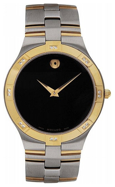 Wrist watch Movado 605722 for Men - picture, photo, image