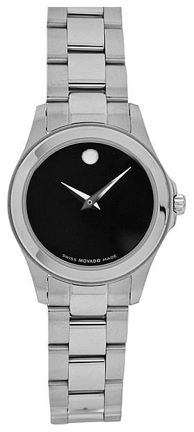 Wrist watch Movado 605747 for women - picture, photo, image