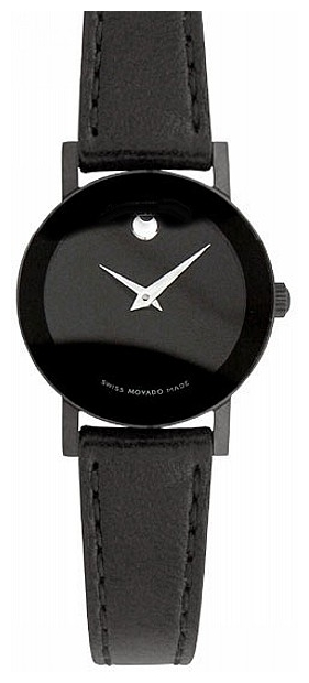Wrist watch Movado 605787 for women - picture, photo, image