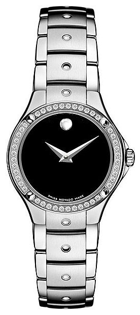 Wrist watch Movado 605873 for women - picture, photo, image