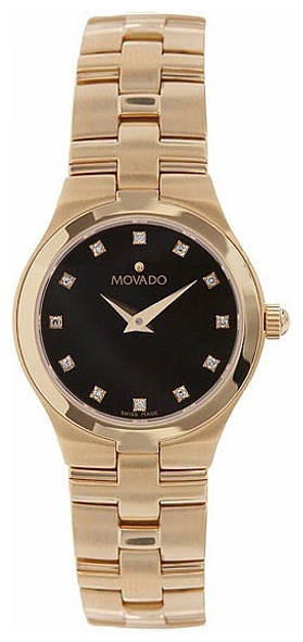 Wrist watch Movado 605898 for women - picture, photo, image