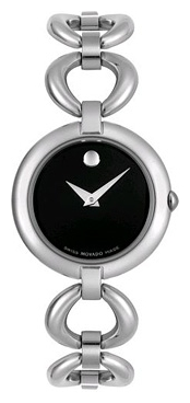 Wrist watch Movado 605912 for women - picture, photo, image