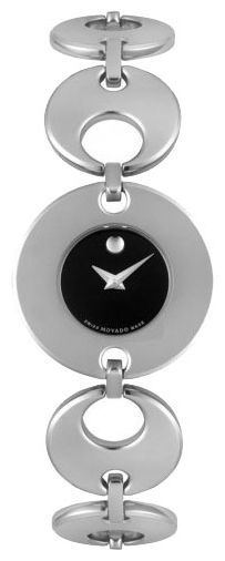 Wrist watch Movado 605918 for women - picture, photo, image