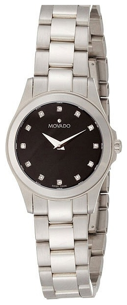 Wrist watch Movado 605963 for women - picture, photo, image