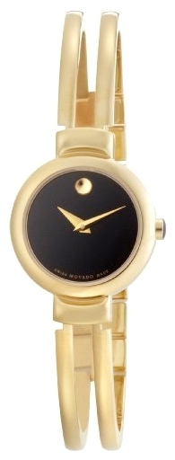 Wrist watch Movado 606058 for women - picture, photo, image