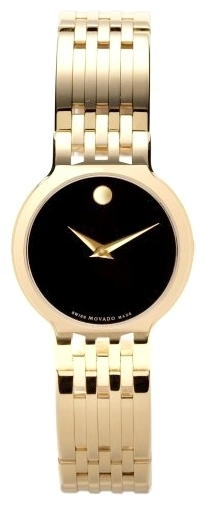 Wrist watch Movado 606069 for women - picture, photo, image