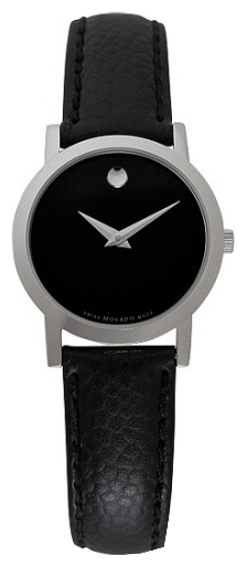 Wrist watch Movado 606087 for women - picture, photo, image
