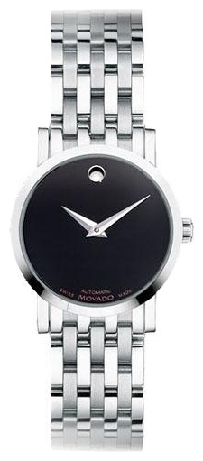Wrist watch Movado 606107 for women - picture, photo, image