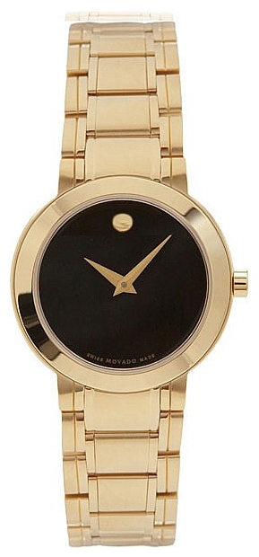 Wrist watch Movado 606196 for women - picture, photo, image