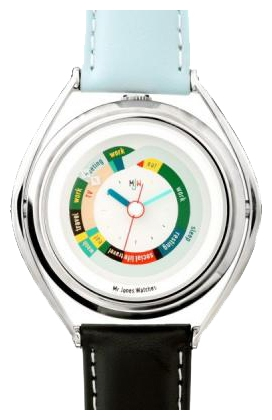 Wrist watch Mr Jones The Average Day for Men - picture, photo, image