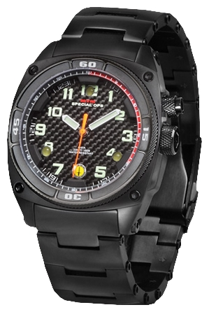 Wrist watch MTM BLACK-FALCON-TITANIUM 4 for men - picture, photo, image