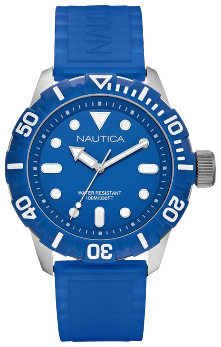 Wrist unisex watch NAUTICA A09601G - picture, photo, image