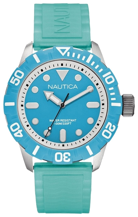 Wrist unisex watch NAUTICA A09602G - picture, photo, image