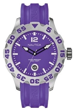 Wrist watch NAUTICA A14606G for women - picture, photo, image