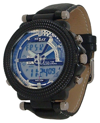 Wrist watch NEW DAY SPORT-33a for Men - picture, photo, image