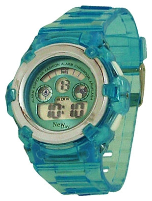Wrist unisex watch NEW DAY SPORT-41i - picture, photo, image