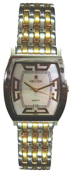 Wrist watch Nexxen NE3107M 2T/SIL(MOP) for Men - picture, photo, image
