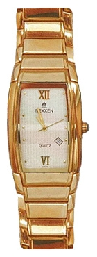 Wrist watch Nexxen NE3112M RG/SIL/DATE for Men - picture, photo, image