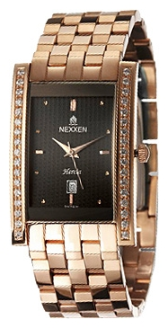 Wrist watch Nexxen NE4101CM RG/BK for Men - picture, photo, image