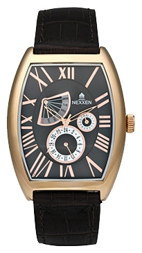 Wrist watch Nexxen NE6801M RG/BK for Men - picture, photo, image