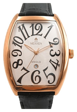 Wrist watch Nexxen NE6805M RG/SIL/BLK for Men - picture, photo, image