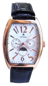 Wrist watch Nexxen NE6807M RG/SIL/BLK for Men - picture, photo, image