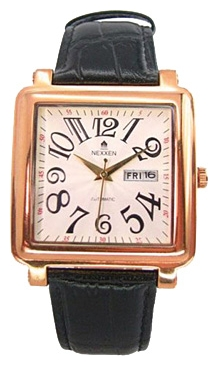 Wrist watch Nexxen NE6808AM RG/SIL/BLK for Men - picture, photo, image