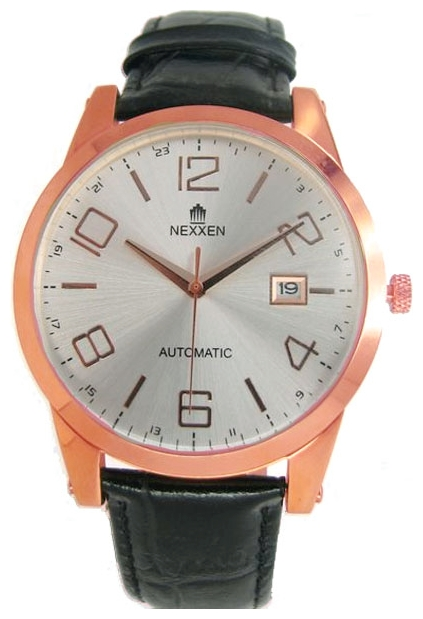 Wrist watch Nexxen NE6810AM RG/SIL/BLK for Men - picture, photo, image