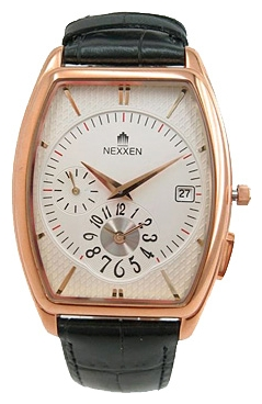 Wrist watch Nexxen NE6811M RG/SIL/BLK for Men - picture, photo, image