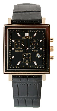 Wrist watch Nexxen NE6902CH RG/BLK/BLK for Men - picture, photo, image